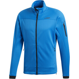 adidas TERREX Stockhorn Fleece Jacket Men shoblu